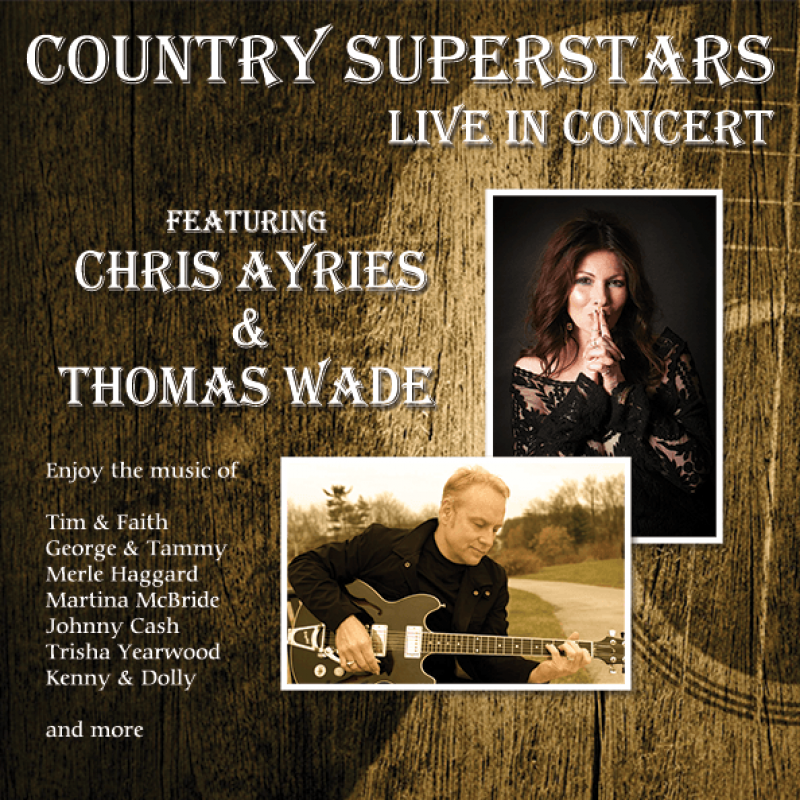 Country-Stars-Live