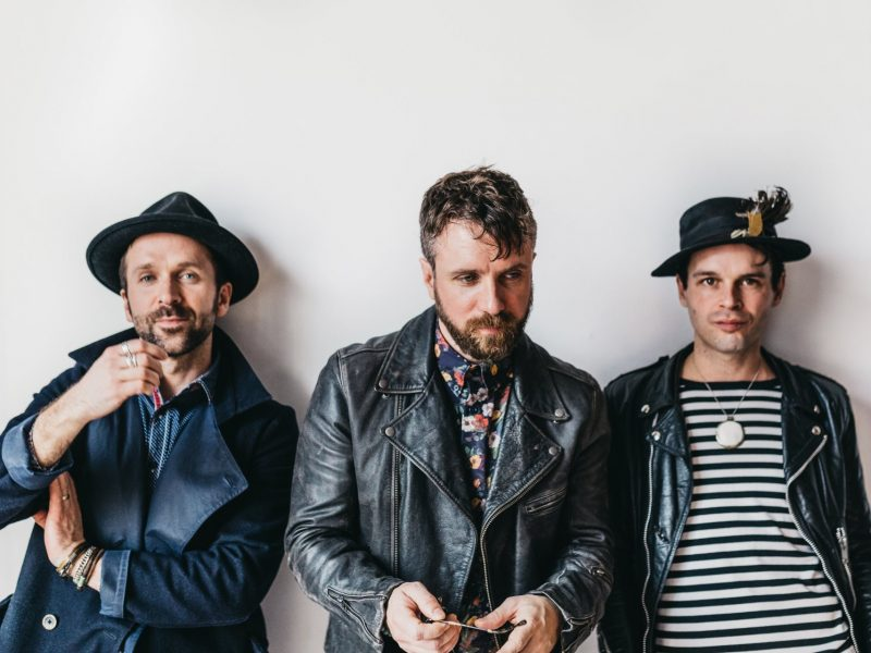 The Trews March 2018